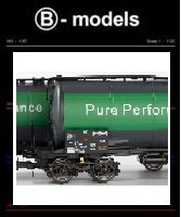 B-models Wagons