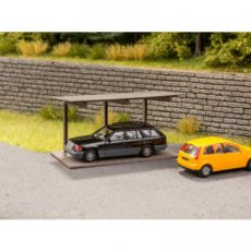 14349 Carport Self supporting HO
