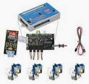 PLS-100 Smartswitch Set met 4 servomotors